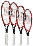Wilson Racchetta Sport Principiante Level Giocatori Federer Racchetta Da Tennis Per Bambini -...