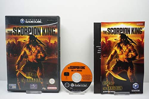 The scorpion king rise of the akkadian - GameCube - PAL UK [video game]
