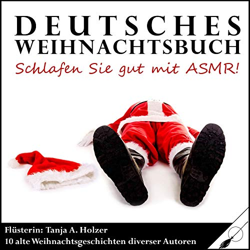 Deutsches Weihnachtsbuch Titelbild