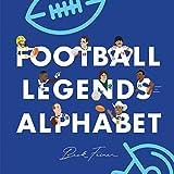 Football Legends Alphabet Book | Children's ABC Books by Alphabet Legends™