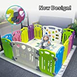 Zoom IMG-1 box per bambini sicurezza barriera