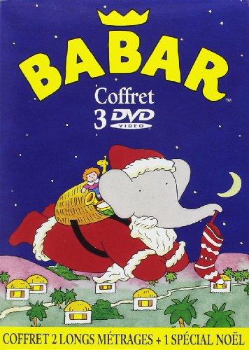 Triomphe, Roi des éléphants + Babar et Le Père Noël