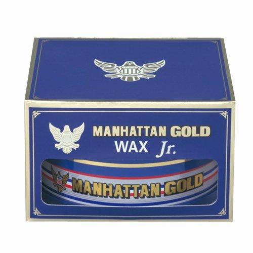 シュアラスター カーワックス マンハッタンゴールドワックス ジュニア [最上級カルナバ蝋] 100g SurLuster ...