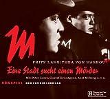 M - Eine Stadt sucht einen Mörder: Hörspiel - Fritz Lang
