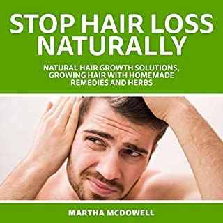Stop Hair Loss Naturally cover art