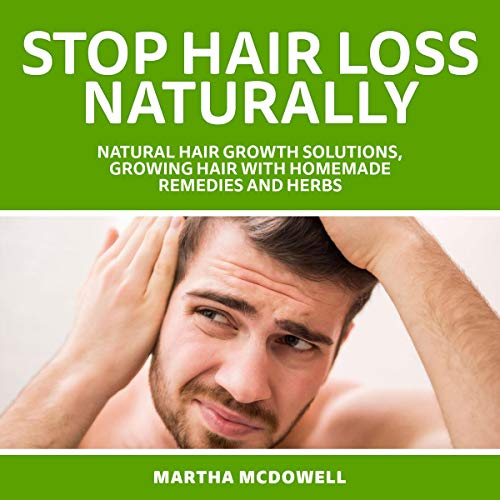 Stop Hair Loss Naturally Titelbild
