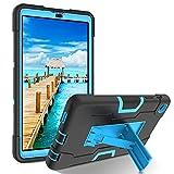 YINLAI Coque Compatible avec Samsung Tab A7 Lite,Coque pour Samsung Tab A7 Lite Silicone Protection...