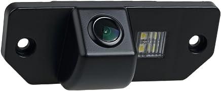 Cámaras de visión trasera Universal Vista trasera cámara HD CCD Chip para Ford Mondeo Mk3 Mk4