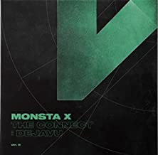 Monsta X - [The Connect:Dejavu] Ver.3 Album CD+84p Booklet+1p Member PhotoCard+1p Group PhotoCard+extra Photocards set K-P...