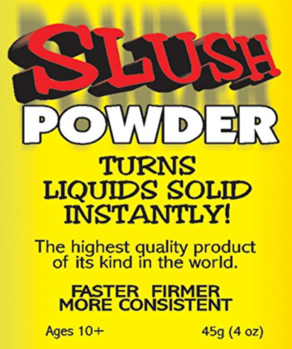 MAK Magic Slush Powder - Super - 4 Ounce Gelling Powder
