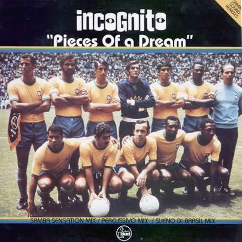 Incognito - Pieces Of A Dream (Samba Sound Remixes) - Talkin' Loud - TLKXX 46, Talkin' Loud - 858 281-1, Talkin' Loud - TLKXX46