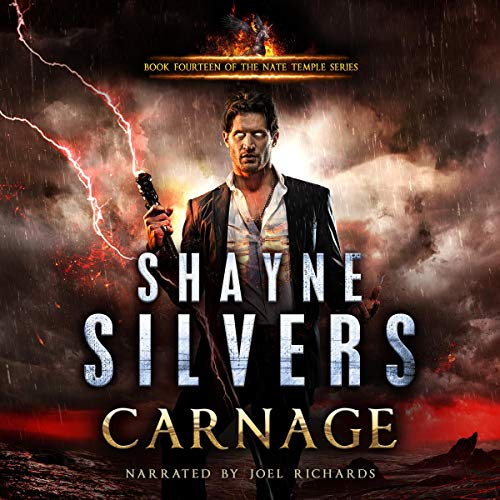 Carnage: Nate Temple Series, Book 14