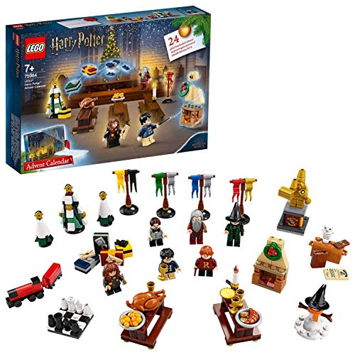 LEGO Harry Potter - Calendario de Adviento 2019, Juguete de Construcci