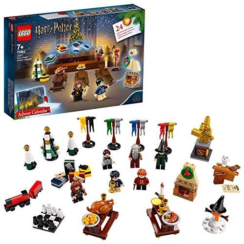 LEGO Calendrier de lAvent Harry Potter 2019 24 Cadeaux Avant