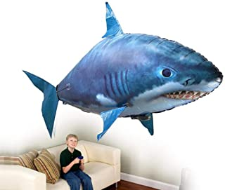 Air Swimmer Inflatable Shark, Flying Fish balloons, Shark balloons Toy,little swimmers
