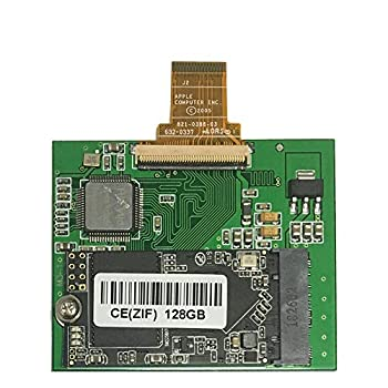 256GB SSD for iPod Classic 6th 7th iPod Video 5Gen 5.5th Replace HS081HA MK8010GAH MK8022GAA MK1634GAL MK1231GAL ZIF CE Solid State Drive  256GB