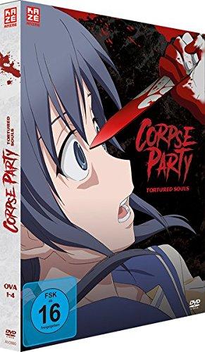 Corpse Party: Tortured Souls - Gesamtausgabe [DVD]...