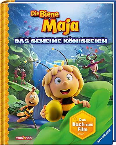 Die Biene Maja das geheime Königreich: Das Buch zum Film