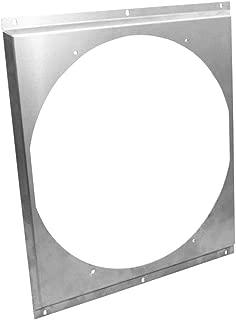 """Radiator Fan Shroud Unit 16-5//8/"""" X 18-5//8/"""" Fits 22 x 19/"""" Ultracool Radiators"""