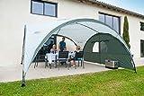 Coleman Sunwall Event Shelter Verde, XL (4,5 x 4,5 m)