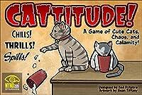 Cattitude!ボードゲーム