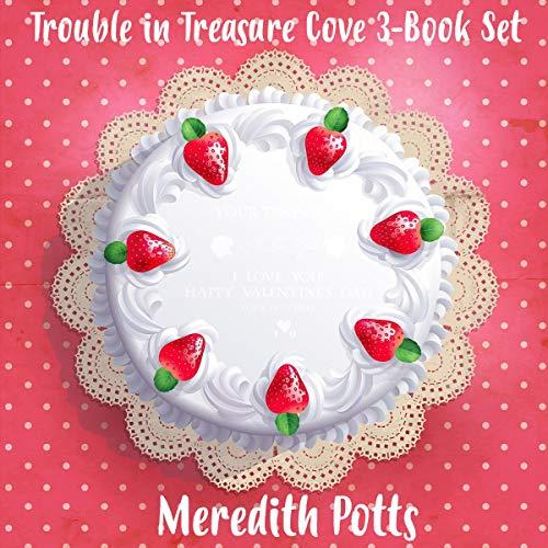 Trouble in Treasure Cove 3-Book Set audiobook cover art