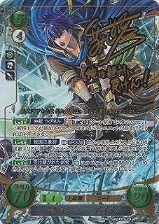 ファイアーエムブレム0/ブースターパック第3弾/B03-001 SR+ 神剣の勇将 アイク【箔押しサイン】
