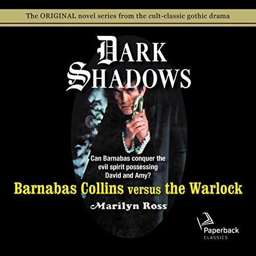 Barnabas Collins Versus the Warlock cover art