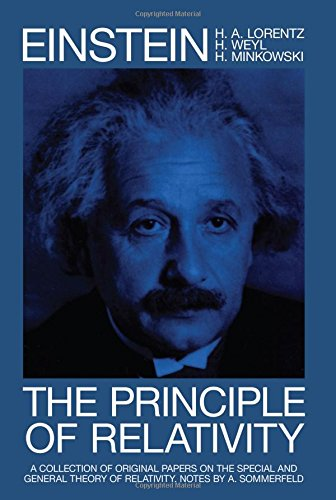The Principle of Relativity (Dover Books on Physics)の詳細を見る