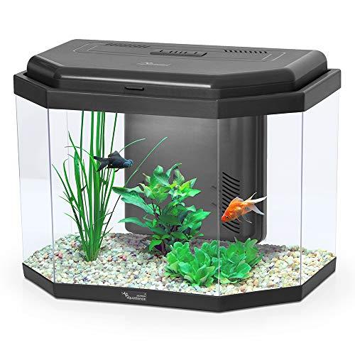 Aquatlantis Aquarium New KidSafe Horizon 40 pour Aquariophilie Noir