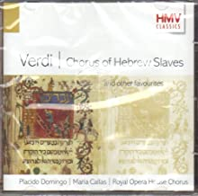 Best song of the hebrew slaves verdi Reviews