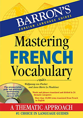 Mastering French Vocabulary with Audio MP3 (Barron's Vocabulary)