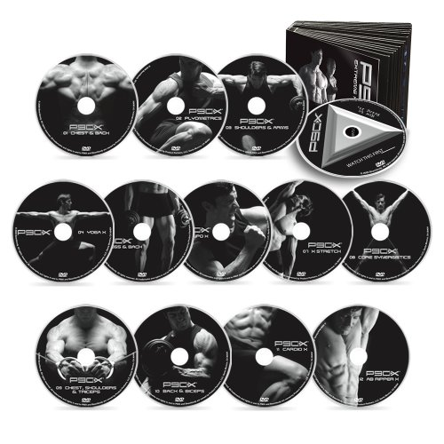 Product Image 1: P90X DVD Workout