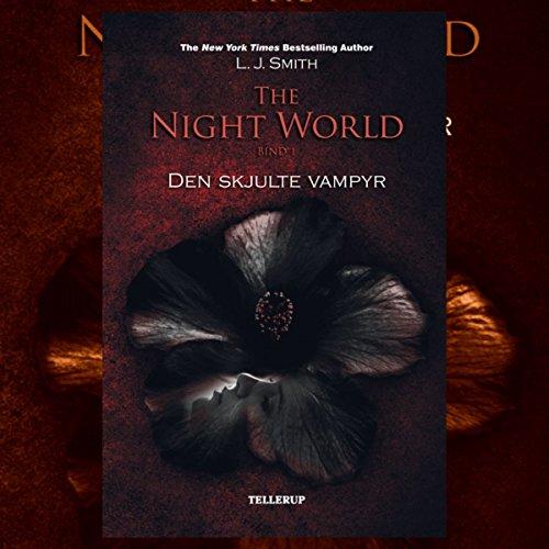 Den skjulte vampyr audiobook cover art
