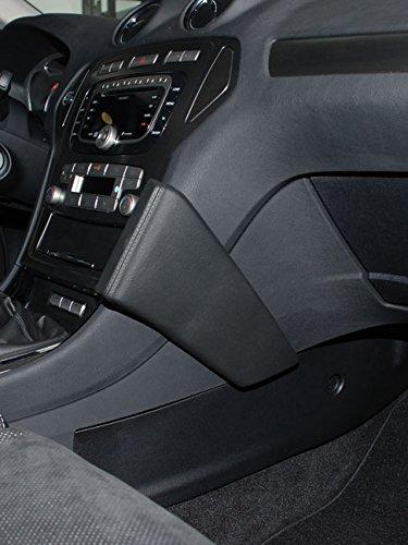 KUDA 095695 Halterung Kunstleder schwarz für Ford Mondeo (BA7) ab 06/2007 & ab 2013