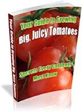 Growing Tomatoes: How To Grow Tomatoes That Are Big, Colorful, Juicy, And Tasty!