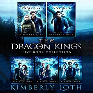 The Dragon Kings cover art