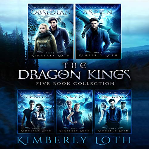 The Dragon Kings                   By:                                                                                                                                 Kimberly Loth                               Narrated by:                                                                                                                                 Angela Rysk                      Length: 30 hrs and 9 mins     1 rating     Overall 5.0