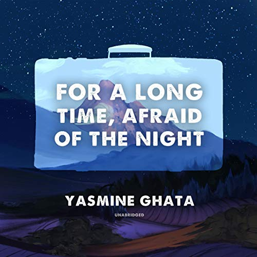 For a Long Time, Afraid of the Night audiobook cover art