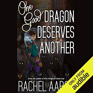 One Good Dragon Deserves Another     Heartstrikers, Book 2              Written by:                                                                                                                                 Rachel Aaron                               Narrated by:                                                                                                                                 Vikas Adam                      Length: 18 hrs and 35 mins     12 ratings     Overall 4.7