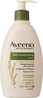 Aveeno Daily Moisturizing Lotion 12oz Pump (2 Pack)