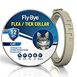 Fly-Bye - Flea Collar For Cats - 12 Months Protection Flea Treatment For Cats