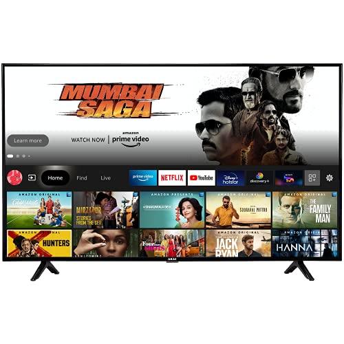 AKAI 108 cm (43 inches) Full HD Smart LED Fire TV