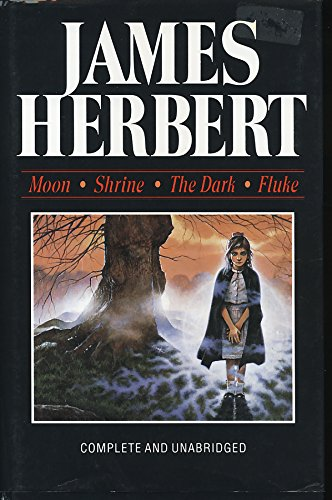 JAMES HERBERT Moon Shrine The Dark Fluke Hardcover