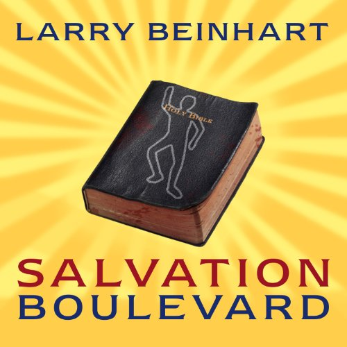 Salvation Boulevard audiobook cover art