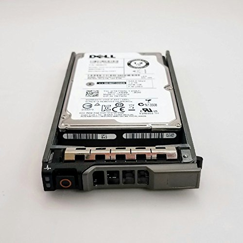 Dell 463-7475 1.2TB 10K SAS 2.5' 12Gb/s Hard Drive with 13TH Generation Tray