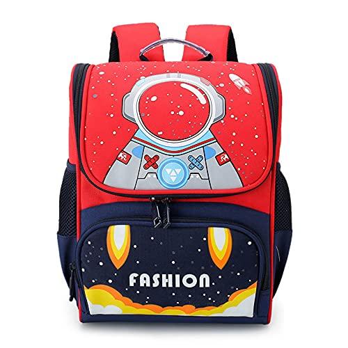 XYBB Mochila infantil Mochila escolar para niños, mochilas escolares para jardín de infantes, mochilas para niños, mochilas Oxford de tela impermeable, bolsas para niños de dibujos animados