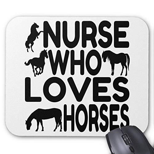 Muismat, Gaming Mouse Pad Grote Grootte 300x250x3mm Dikke Paard Liefhebber Verpleegster Verlengde Muis Pad Antislip Rubber