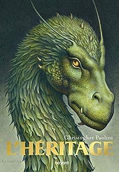 Eragon, Tome 04 : L'Héritage (French Edition) van [Christopher Paolini, John Jude Palencar, Marie-Hélène DELVAL]