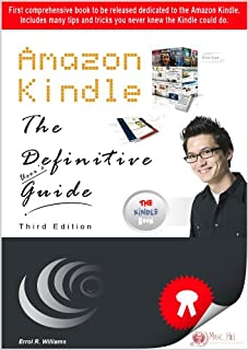 Amazon Kindle 1: The Definitive User's Guide (Englis
